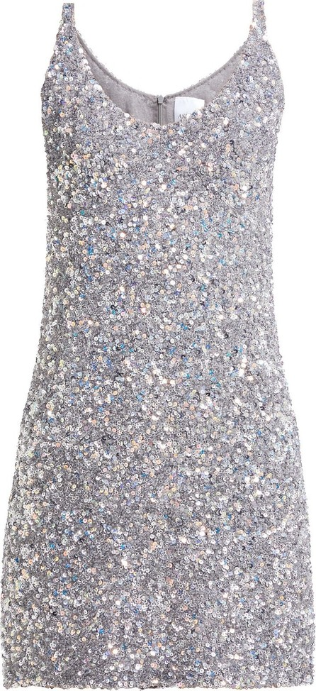 ASHISH Sequinned mini dress