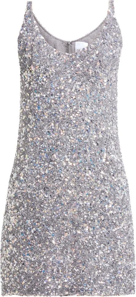ASHISH Sequinned mini dress