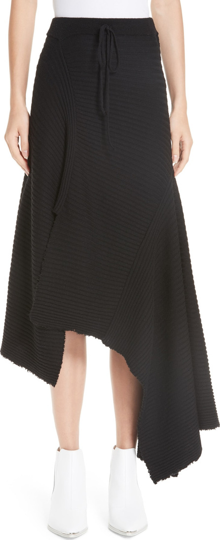 Marques'Almeida Marques'Almeida Draped Wool Sweater Skirt