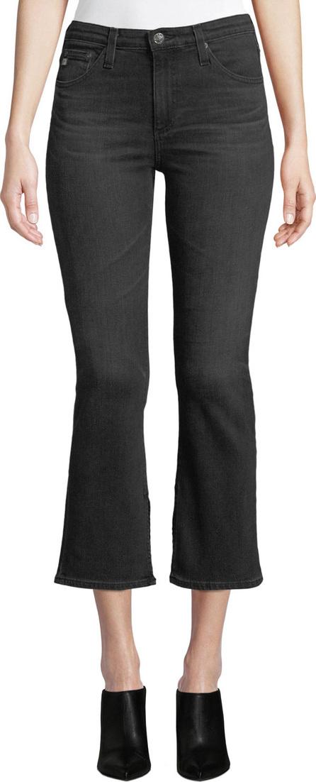 AG Jeans Jodi High-Rise Cropped Flare-Leg Jeans