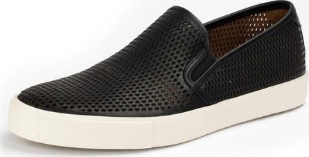 Frye Brett Perforated Leather Slip-On Sneaker