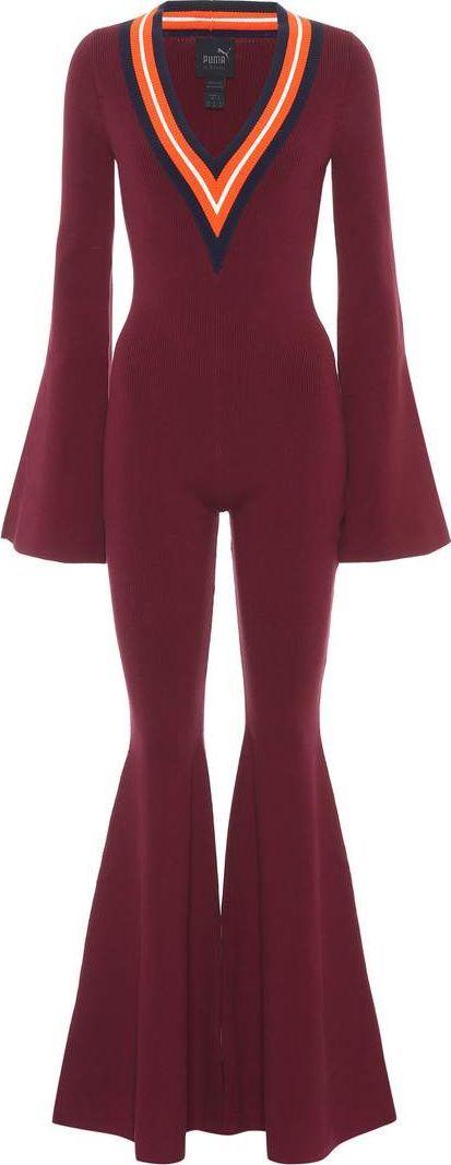 FENTY PUMA by Rihanna Cotton-blend jumpsuit
