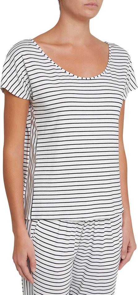 Eberjey Vega Striped Lounge T-Shirt