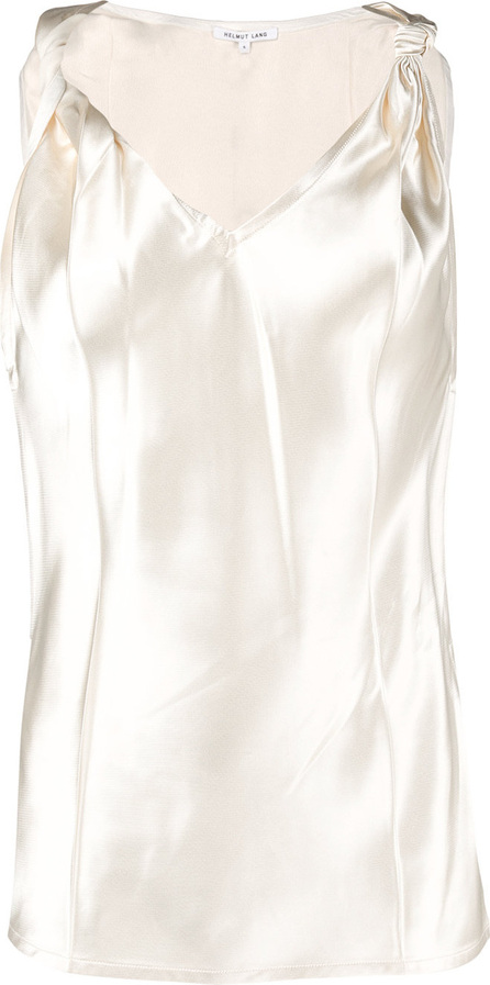 Helmut Lang Knotted strap blouse