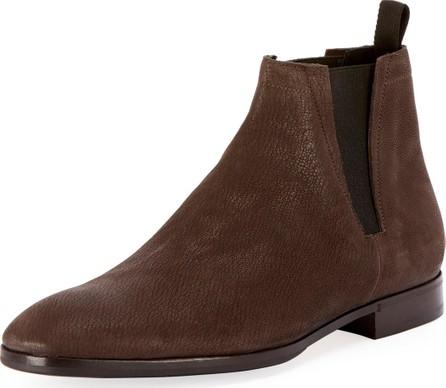 Berluti Men's Lorenzo Goat Suede Chelsea Boot