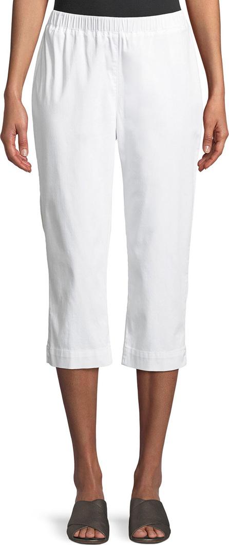 Masai Peach Cotton Stretch Cropped Chino Pants