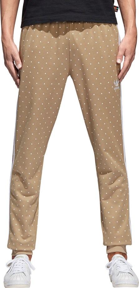 Adidas Dot-Print Hemp Pants