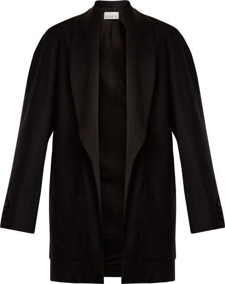 Raey Shawl collar wool tux jacket