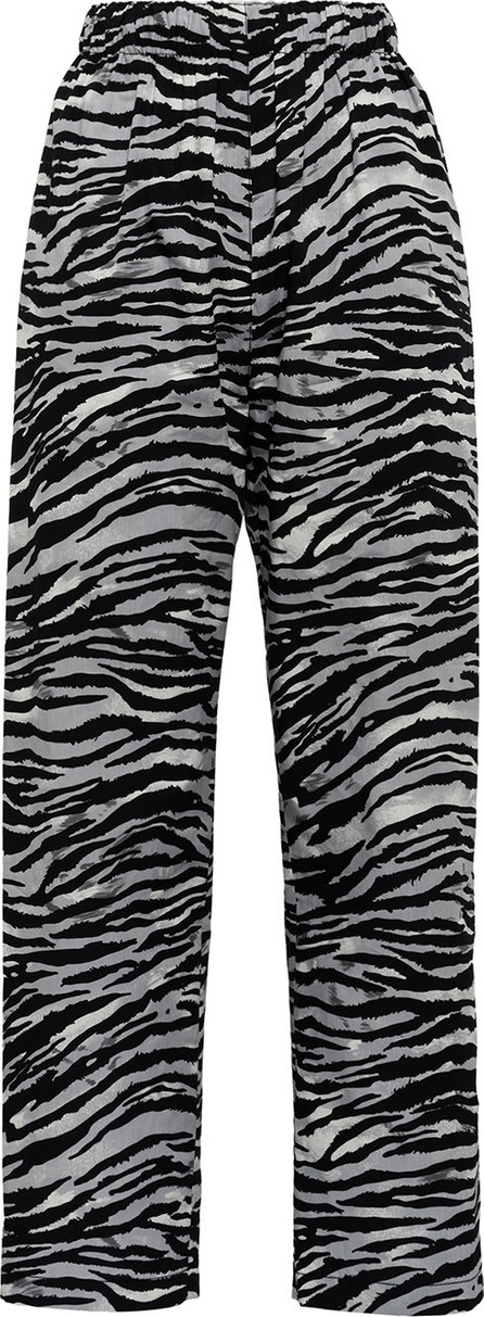 Prada Tiger striped trousers