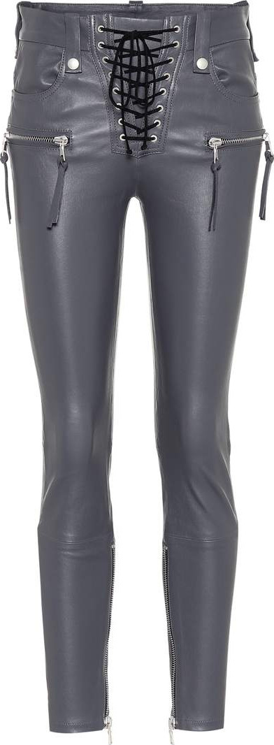 Unravel Leather pants