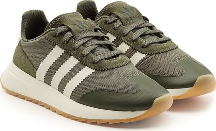 Adidas Originals FLB Sneakers with Leather and Mesh