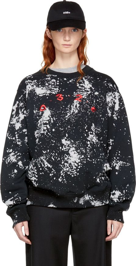 032c Black Peroxide Sweatshirt