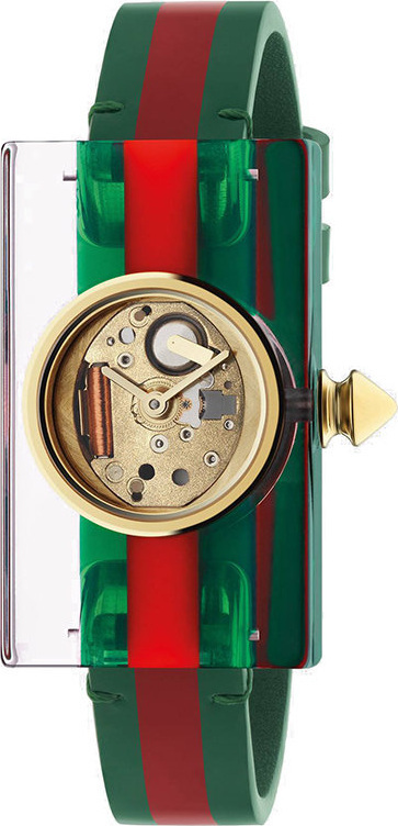 Gucci Vintage Web 24x40mm watch