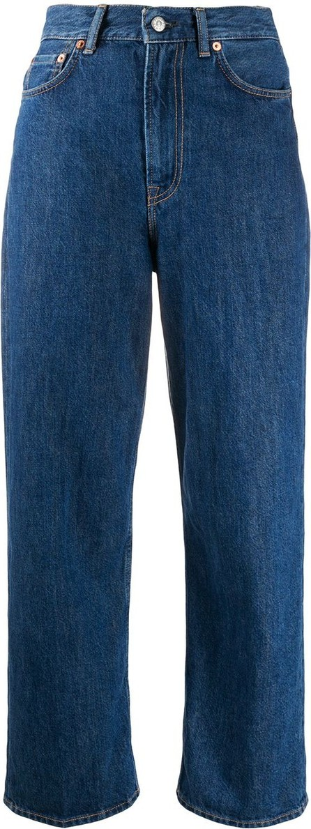Acne Studios 1993 Trash high-rise jeans