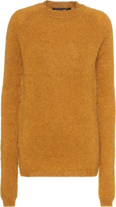 Haider Ackermann Mohair-blend sweater
