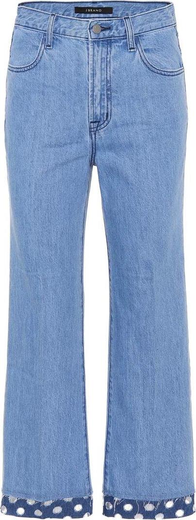 J BRAND Joan high-rise jeans