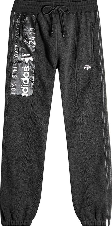 Adidas Originals by Alexander Wang Logo Fleece Sweatpants