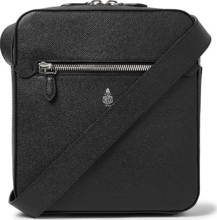 Mark Cross Baker Saffiano Leather Messenger Bag