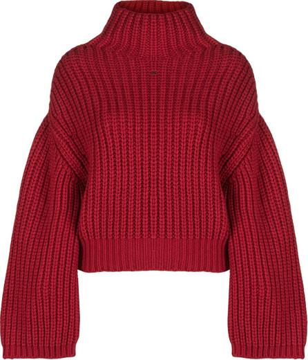Lanvin Oversized turtle-neck sweater
