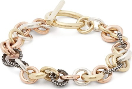 Spinelli Kilcollin Avalon diamond & 18kt gold bracelet