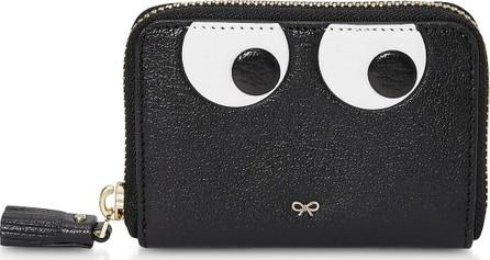Anya Hindmarch Eyes Small Zip Around Wallet