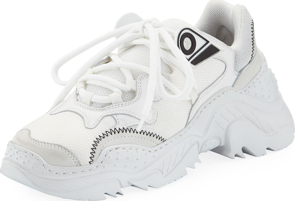 Runner Sneakers Up White In Nº21 Billy Mkt Lace 1Hqxwt7I