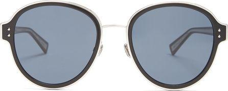 Dior Celestial round-frame sunglasses