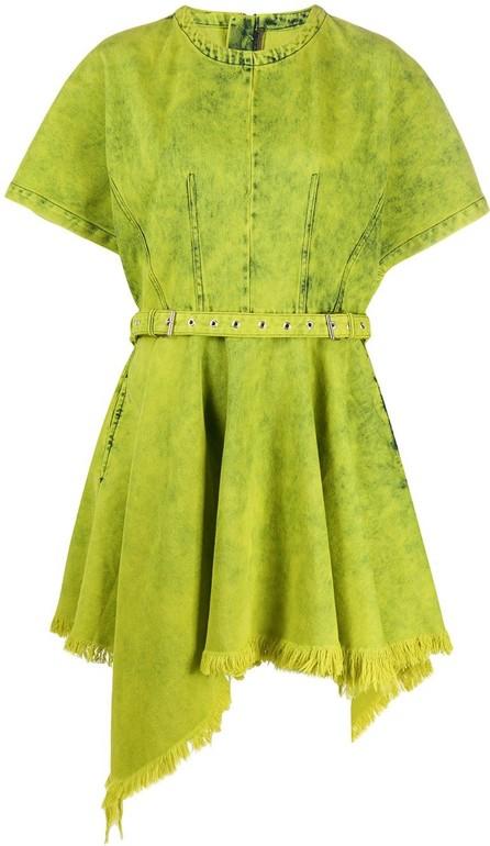 Marques'Almeida Acid wash dress