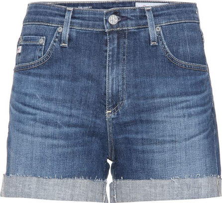AG Jeans The Hailey denim shorts