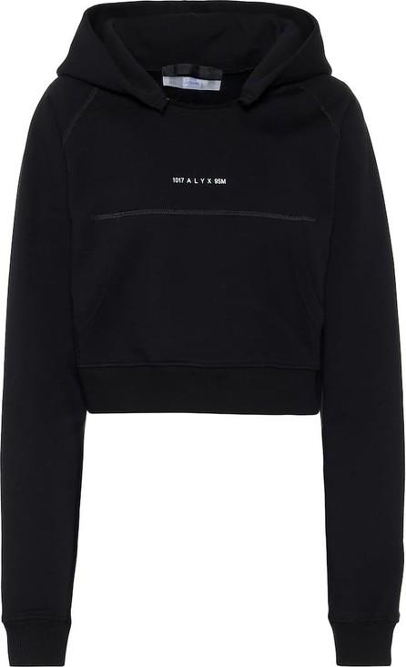 1017 ALYX 9SM Logo cotton-blend hoodie