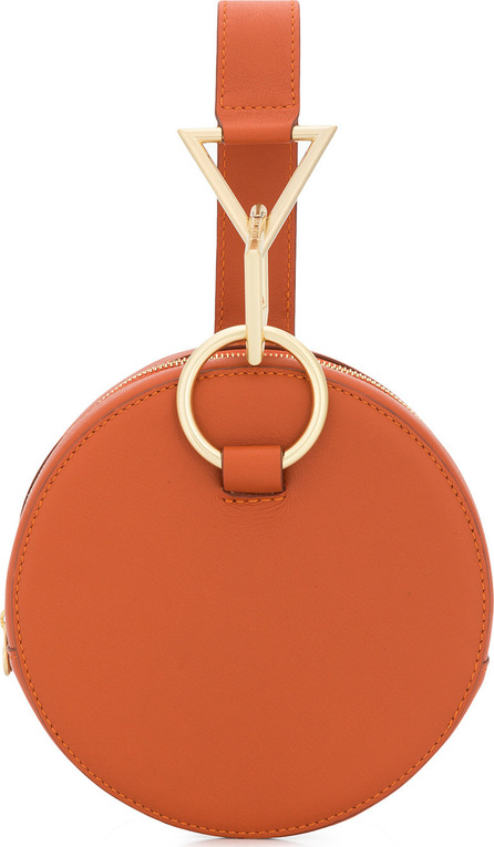 Tara Zadeh Circular clutch bag