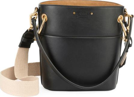Chloe Roy Mini Smooth Leather Bucket Bag