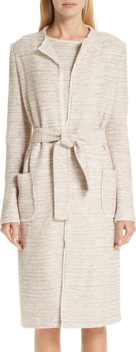 St. John Dune Inlay Knit Jacket