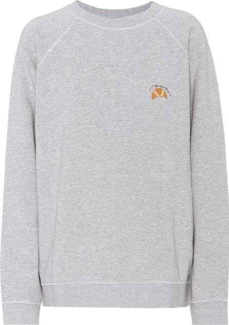 Ganni Leroy cotton sweatshirt