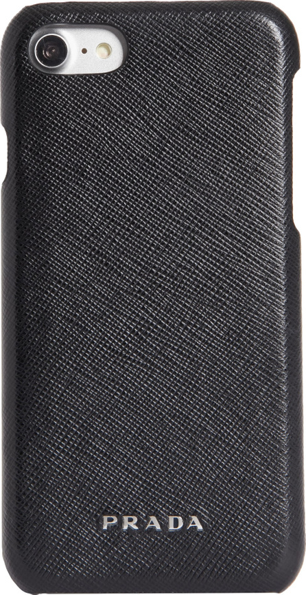 Prada Saffiano Leather iPhone 6/6s/7/8 Case