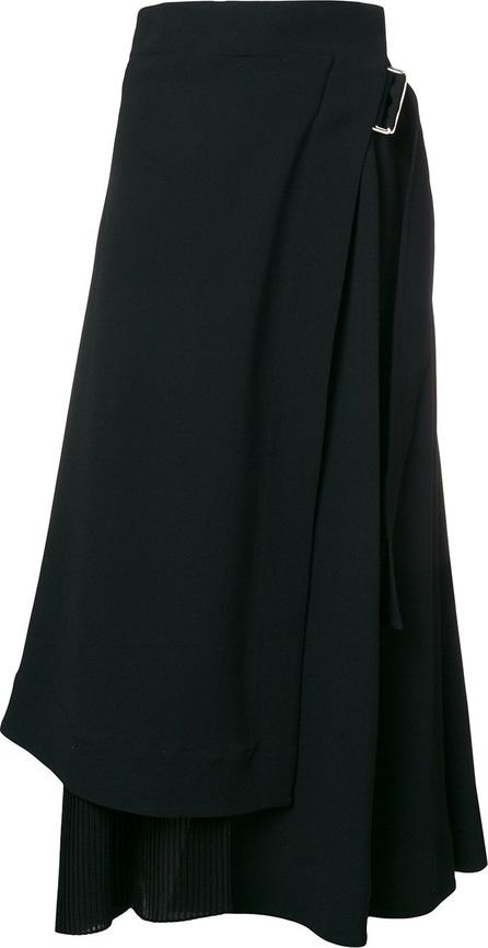 Victoria Beckham Belted waist skirt