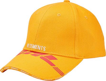 Vetements DHL Baseball Cap