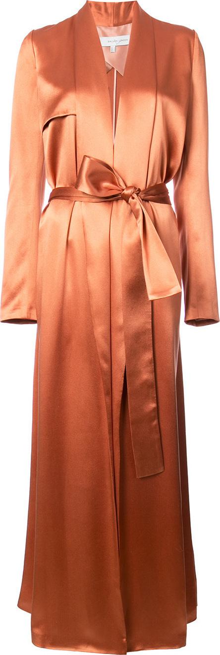 Galvan Long dust coat