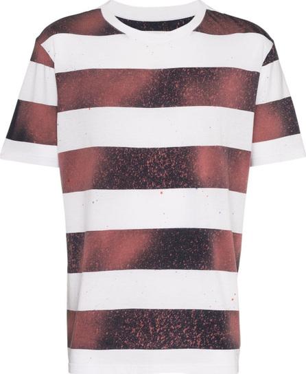 Faith Connexion Striped cotton blend t-shirt