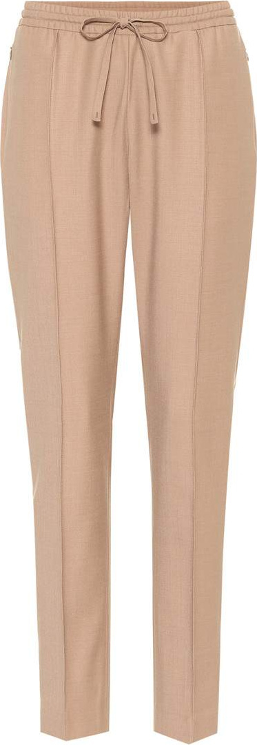 Joseph New Dallas wool-blend pants