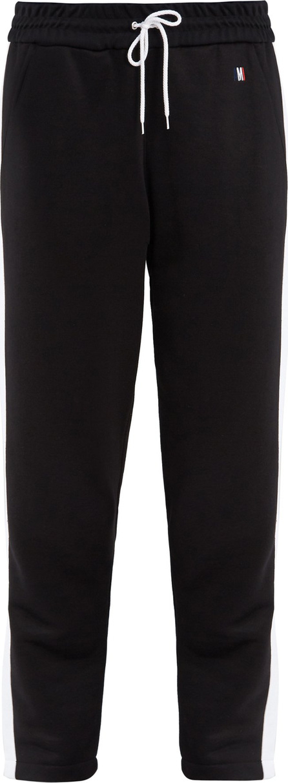 AMI Side-stripe track pants