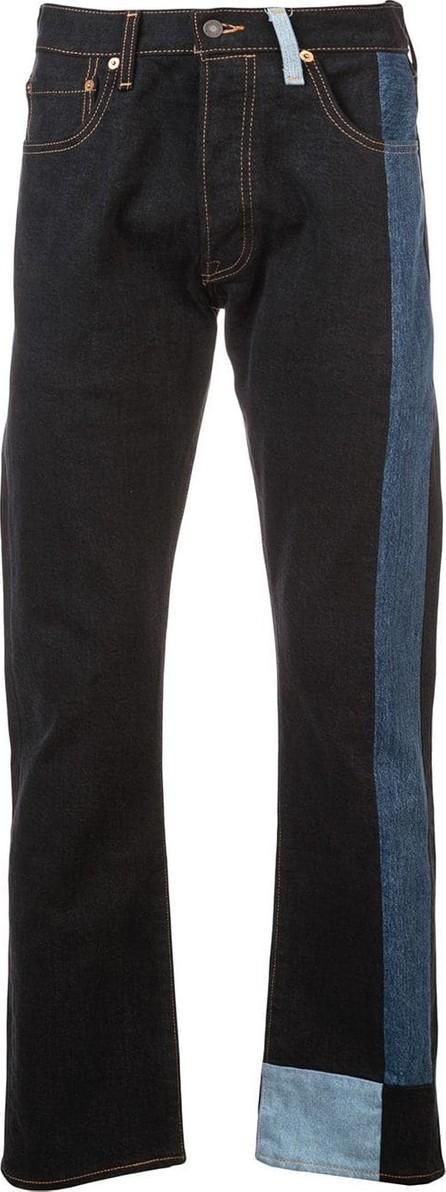 Gosha Rubchinskiy Gosha Rubchinskiy X Levi's Patchwork trousers