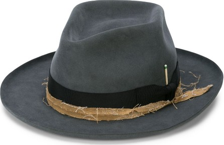 Nick Fouquet Tapanga Canyon fedora hat