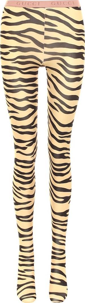 Gucci Printed tights