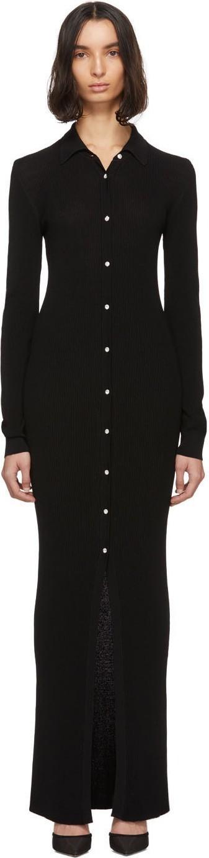 Gauge81 Black Bern Dress