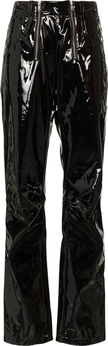 GmbH Vinyl trousers