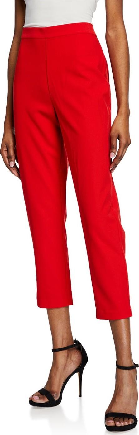 Bardot Zalia Cropped Slim Pants