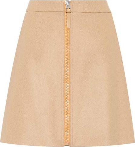 Acne Studios Suraya wool-blend skirt