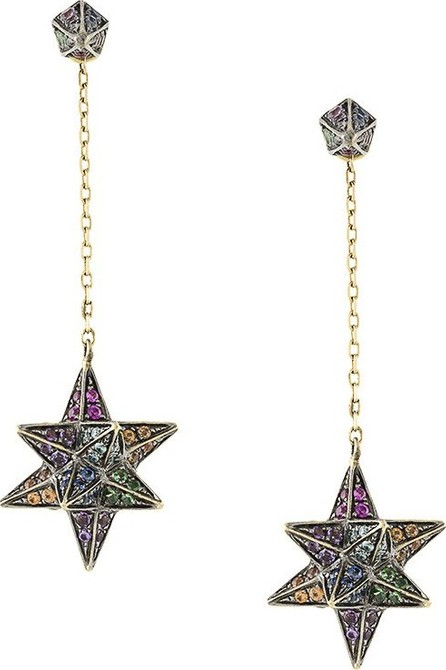 Noor Fares Merkaba & Cone Dress earring