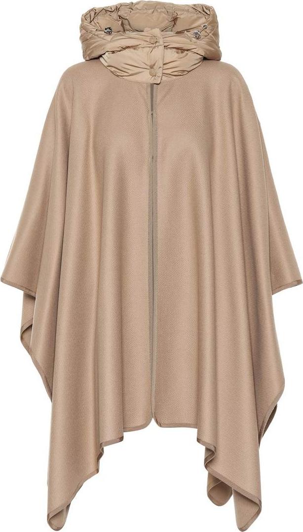 Moncler Wool-blend cape